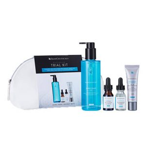 Exclusive Trial Skincare Set for Oily & Combination Skin